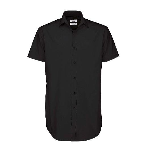 Marškiniai  Black Tie SSL/Men SM P22 B&C