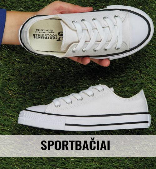 Sportbačiai