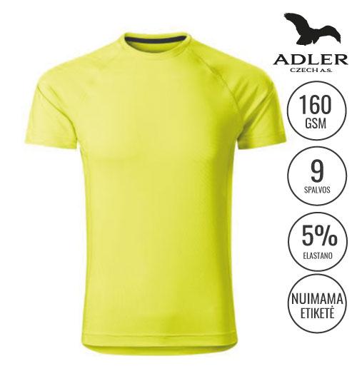 Sportiniai marškinėliai Destiny men 175 ADLER MALFINI