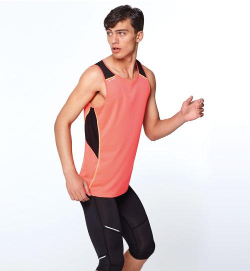 Sportiniai marškinėliai Misano 6682 ROLY