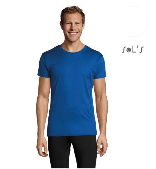 Marškinėliai sportui Sprint 02995 SOLS