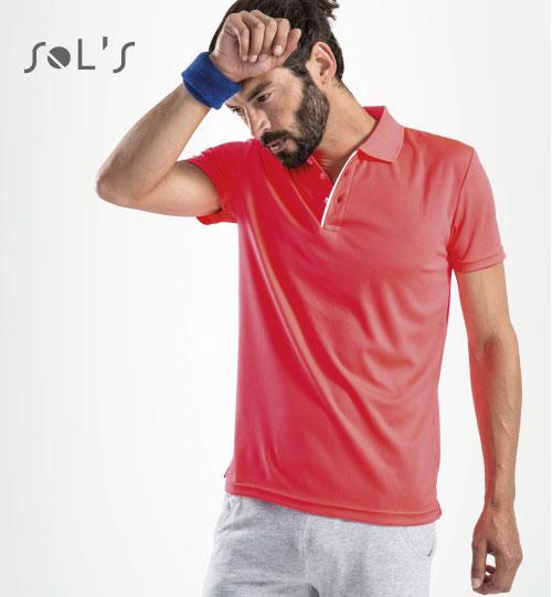 Sportiniai polo marškinėliai Performer Men 01180