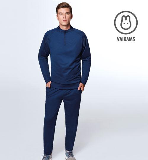 Sportinis džemperis Empiro 1115 kelnės Neapolis 0521 Adult/Kids ROLY