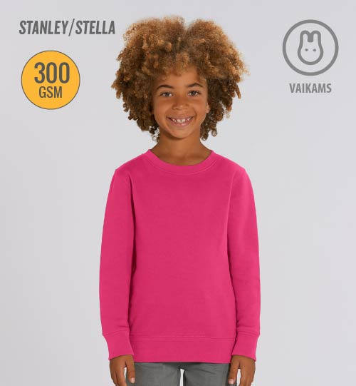 SS Džemperis Stanley Stella MINI CHANGER STSK 913 kids
