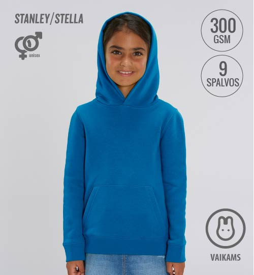 SS Džemperis Stanley Stella MINI CRUISER  STSK 911 kids