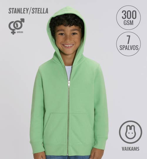SS Džemperis Stanley Stella MINI RUNNER STSK 912 kids