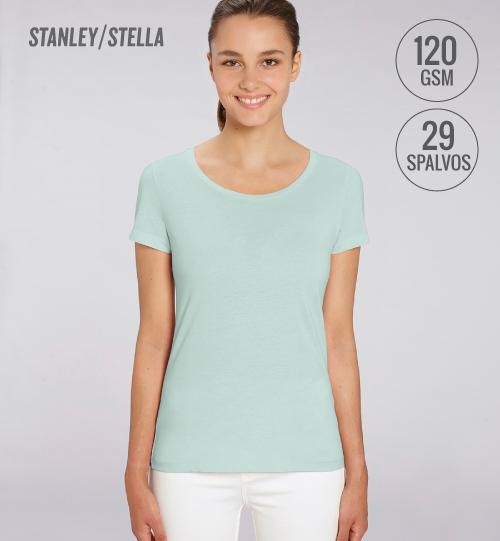 SS Marškinėliai Stanley Stella Lover STTW 017 women