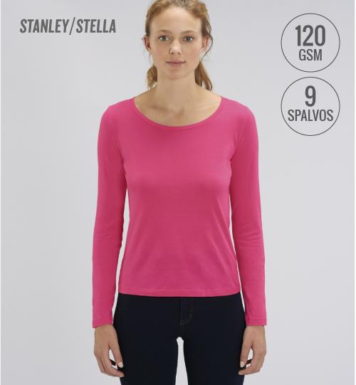 SS Marškinėliai Stanley Stella SINGER STTW 021 women