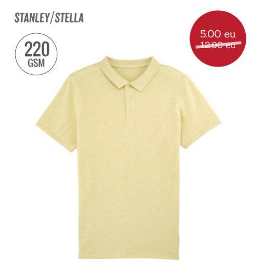 IŠPARDAVIMAS Polo marškinėliai Stanley Stella Competes STPM 540 men Ispardavimas