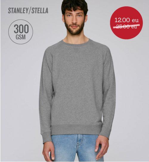 IŠPARDAVIMAS Džemperis Stanley Stella STROLLS STSM 522 men