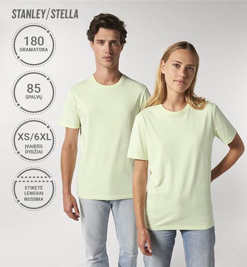 Marškinėliai Stanley/Stella Lietuva Creator STTU 755 Unisex