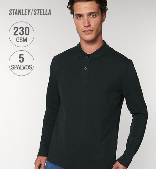 Polo marškinėliai Stanley Stella Dedicator STPM508 men