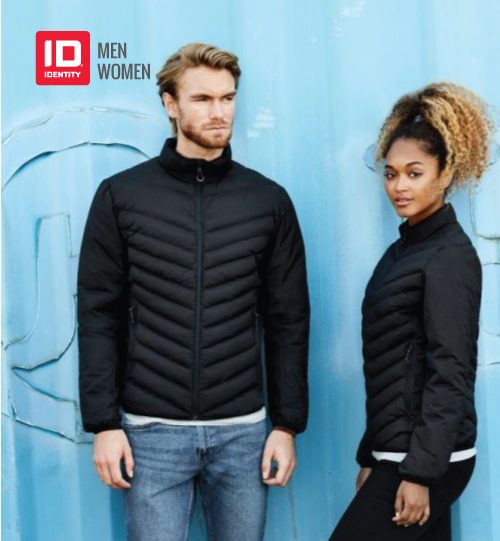 ID Striukė ID IDENTITY Padded stretch jacket  ladies' 0897 | men 0896