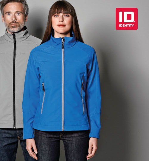 Striukė Ladies functional soft shell jacket 0869 ID IDENTITY