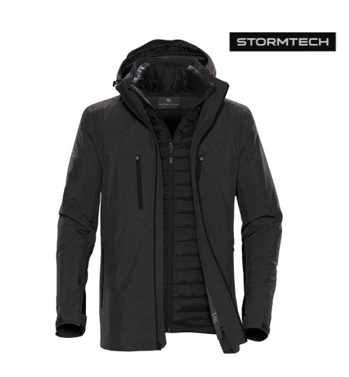 Striukė Men's Matrix System Jacket 489.18 XB-4 STORMTECH