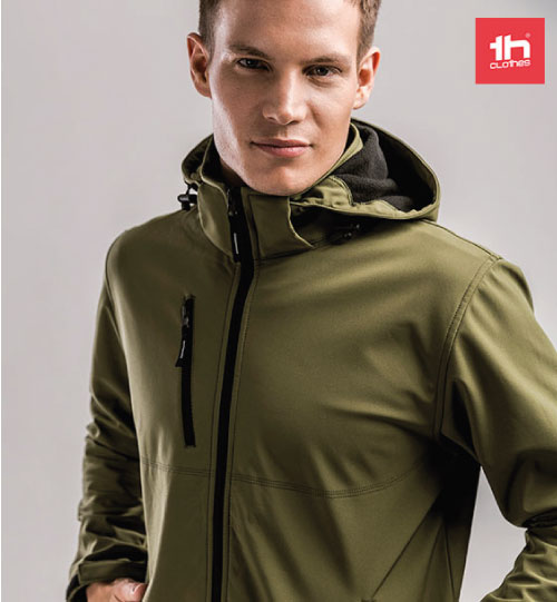 Striukė ZAGREB Men  softshell THCLOTHES