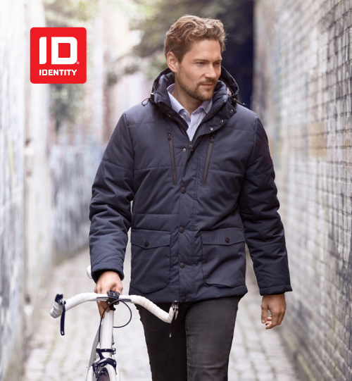 Žieminė striukė ID Identity 0750 Parka Jacket