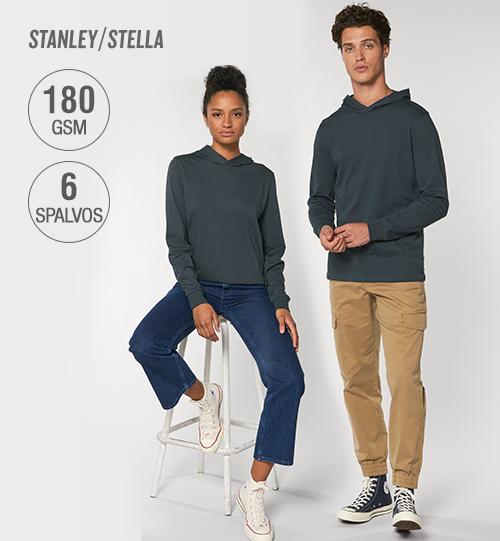 Marškinėliai Stanley Stella Getter STTU817 Unisex