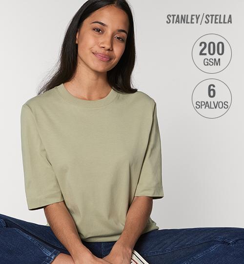 Marškinėliai Stanley Stella Fringer STTW054 women