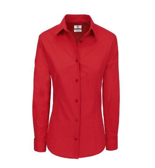 Marškiniai BC Haritage LSL /Women