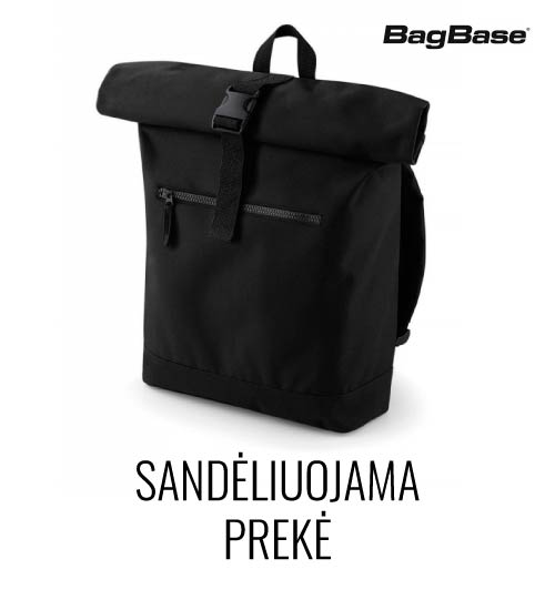Krepšys Roll-Top Backpack BG855 017.29