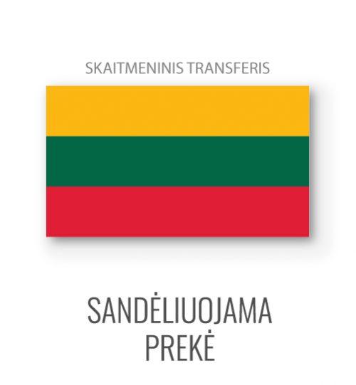 """Skaitmeninis-transferis """"Lietuvos vėliava"""""""