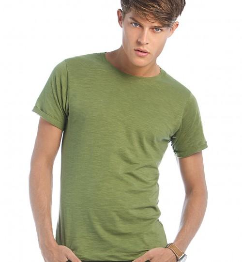 Marškinėliai B&C TOO CHIC /MEN > TM035