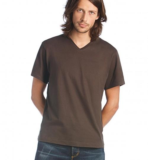 Marškinėliai B&C MICK CLASSIC /MEN > TM060