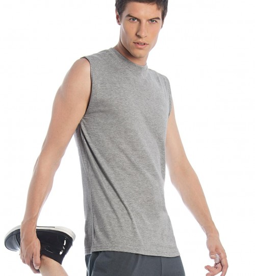 Marškinėliai vyriški B&C EXACT MOVE > TM201