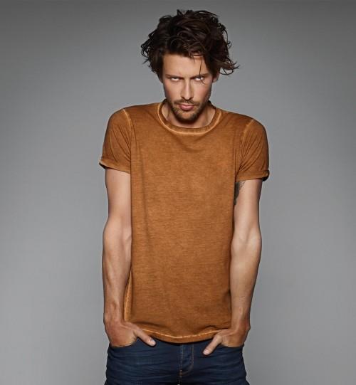 Marškinėliai B&C DNM PLUG IN /MEN > TMD70