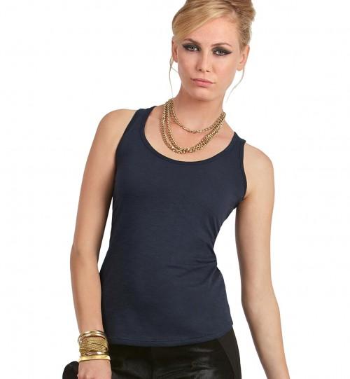 Marškinėliai B&C PATTI SLUB /WOMEN > TW034