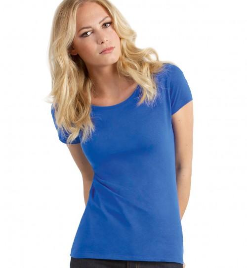 Marškinėliai B&C EXACT 190 TOP /WOMEN > TW041