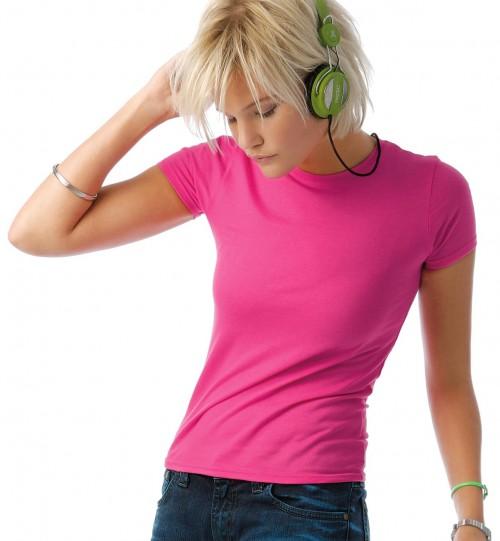 Marškinėliai B&C WOMEN-ONLY PC > TW251