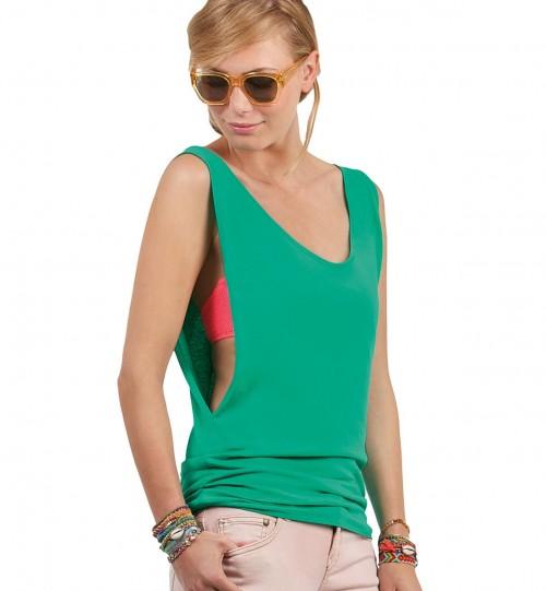 Marškinėliai B&C SUMMER FEVER /WOMEN > TWS54
