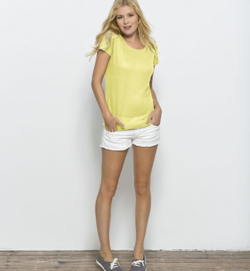 Marškinėliai Stella Loves Linen STTW406
