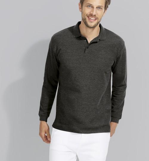 Polo marškinėliai ilgomis rankovėmis WINTER II Sols – 11353