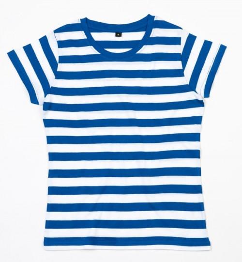 Marškinėliai moteriški Mantis STRIPY M110S