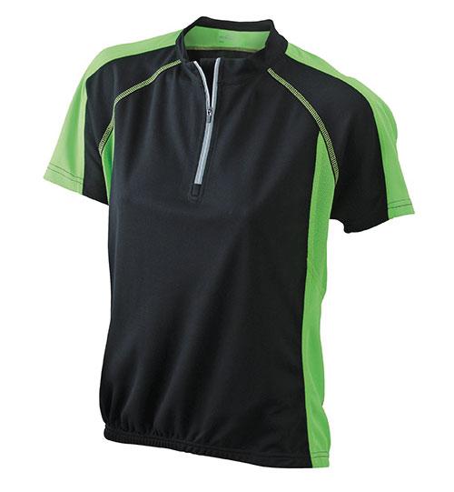 Dviratininko marškinėliai James&Nicholson  JN419