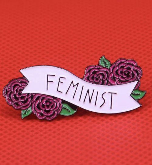 Ženkliukas FEMINISTĖ (feminist)