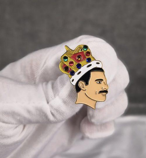 Ženkliukas QUEEN (Freddie Mercury)