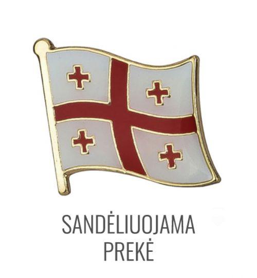 Ženkliukas Sakartvelo vėliava (Gruzijos vėliava)