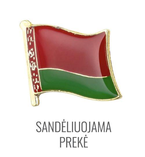 Ženkliukas Baltarusijos vėliava