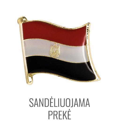 Ženkliukas Egipto vėliava