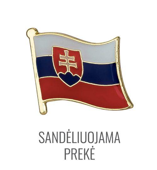 Ženkliukas Slovėnijos vėliava