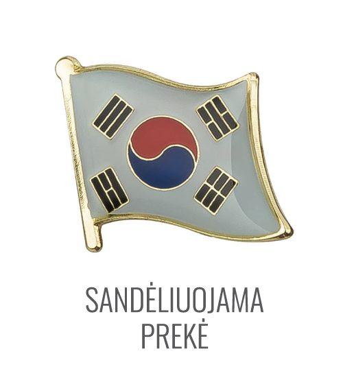 Ženkliukas Pietų Korėjos vėliava