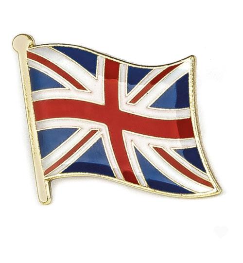 Ženkliukas Anglijos vėliava